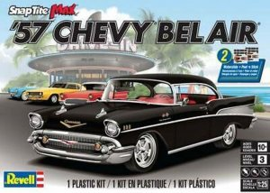 REV85-1529 - Revell 1/25 1957 Chevy Bel Air [SnapTite Max]