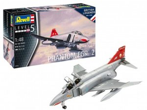 REV04962 - Revell 1/48 British Phantom FGR.2 [ British Legends 1918-2018 ]