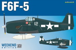 EDU7450 - Eduard Models 1/72 F6F-5 [WEEKEND ED.]
