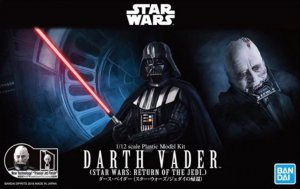 BAN5055589 - Bandai 1/12 Star Wars: Darth Vader - ( Star Wars: Return of the Jedi )