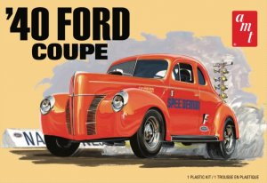 AMT1141 - AMT 1/25 1940 FORD COUPE