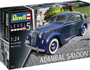 REV07042 - Revell 1/24 Luxury Class Car Admiral Saloon