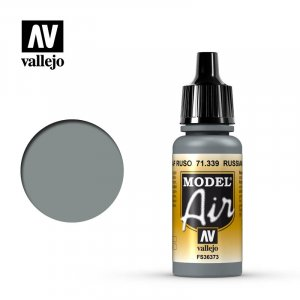 VLJ71339 - Vallejo Type - Model Air: Russian Air Force Grey #3 - 17mL Bottle - Acrylic / Water Based