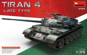 MIA37041 - Miniart 1/35 Tiran 4 Late Type