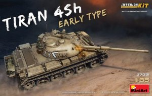 MIA37021 - Miniart 1/35 Tiran 4Sh Early Type - Interior Kit