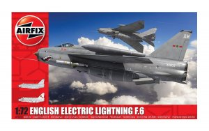 AIR05042A - Airfix 1/72 E.E. Lightning F.6