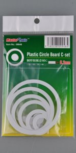 TRP09948 - Trumpeter Plastic Circle Board C-Set - 0.3mm