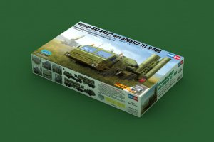 HBB85517 - Hobbyboss 1/35 Russian BAZ-64022 with 5P85TE2 TEL S-400