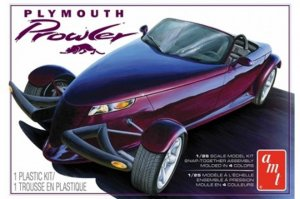 AMT1083 - AMT 1/25 PLYMOUTH PROWLER SNAP