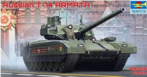 TRP09528 - Trumpeter 1/35 RUSSIAN T-14 ARMATA MBT