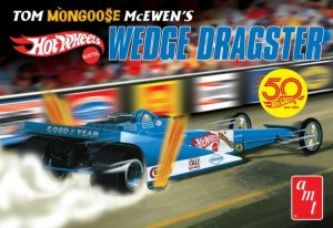 AMT1069 - AMT 1/25 MONGOOSE MCEWEN WEDGE DRAGSTER