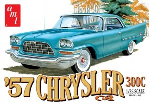 AMT1100 - AMT 1/25 1957 CHRYSLER 300C