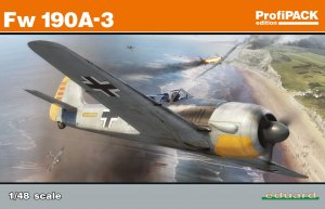 EDU82144 - Eduard Models 1/48 FW 190A-3 PROFI PACK