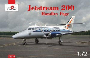 AMO72335 - Amodel 1/72 JETSTREAM 200 HANDLEY PAGE