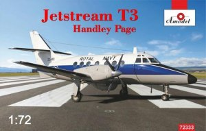 AMO72333 - Amodel 1/72 JETSTREAM T3 HANDLEY PAGE