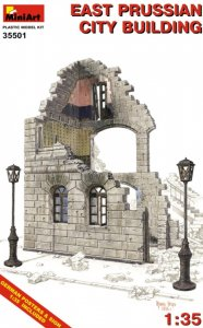 MIA35501 - Miniart 1/35 East Prussian City Building