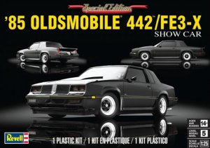 REV85-4446 - Revell 1/25 1985 Oldsmobile 442/FE3-X - Special Edition