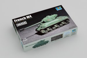TRP07169 - Trumpeter 1/72 FRENCH M4 [WOT]