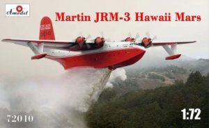AMO72040 - Amodel 1/72 MARTIN JRM-3 HAWAII MARS *CDN* COULSON FLYING TANKERS; BC