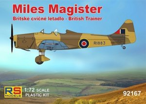 RSM92167 - RS Models 1/72 MILES MAGISTER