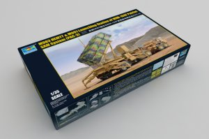 TRP01037 - Trumpeter 1/35 M983 HEMTT&M901 Launching Station of MIM-104F0 Patriot SAM System (PAC-3)