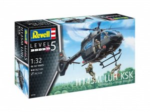 REV04948 - Revell 1/32 H145M LUH KSK - Surveillance + Troop Transport