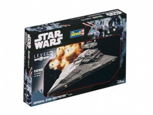 REV03609 - Revell 1/12300 Star Wars Imperial Star Destroyer
