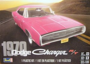REV85-4381 - Revell 1/25 1970 Dodge Charger R/T