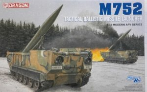 DRA3576 - Dragon 1/35 M752 Tactical Ballistic Missile Launcher - Smart Kit - Modern AFV Series