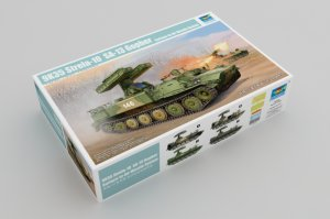 TRP05554 - Trumpeter 1/35 9K35 Strela-10 SA-13 Gopher Surface-to-Air Missile System