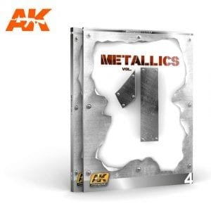 AKIAK507 - AK Interactive Metallics vol.1