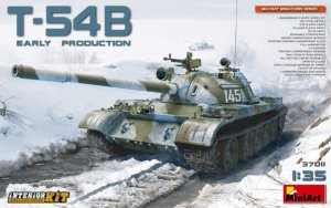 MIA37011 - Miniart 1/35 T-54B Early Production - Soviet Medium Tank - Interior Kit