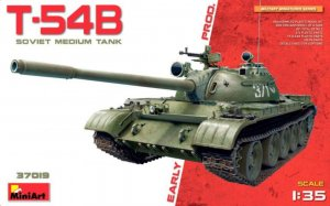 MIA37019 - Miniart 1/35 T-54B Soviet Medium Tank - Early Production