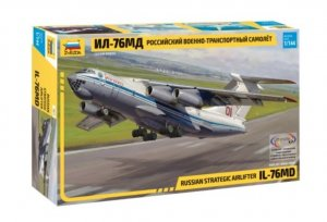 ZVE7011 - Zvezda 1/144 Russian Strategic Airlifter IL-76 MD