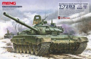 MENTS028 - Meng 1/35 T-72B3 MBT