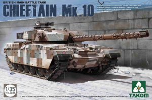 TKM2028 - Takom 1/35 CHIEFTAIN MK.10 MBT