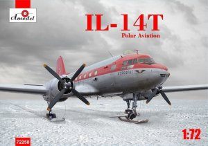 AMO72258 - Amodel 1/72 IL-14T Polar Aviation