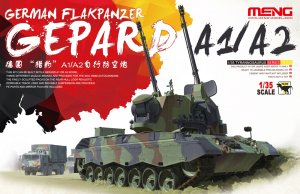 MENTS030 - Meng 1/35 GERMAN FLAKPANZER GEPARD