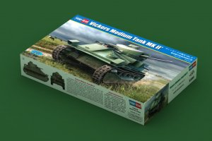 HBB83880 - Hobbyboss 1/35 Vickers Medium Tank MK II*