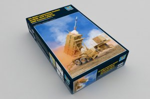 TRP01040 - Trumpeter 1/35 US M901 Launching Station w/MIM-104F Patriot SAM System (PAC-3)