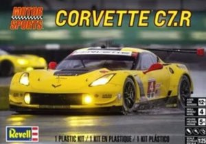 REV85-4304 - Revell 1/25 Chevrolet Corvette C7.R - Motor Sports Series