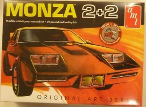 AMT1019 - AMT 1/25 1976 CHEVY MONZA 2+2