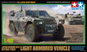 TAM32590 - Tamiya 1/48 JGSDF LIGHT ARMORED VEHICLE