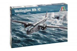 ITA1383 - Italeri 1/72 Wellington Mk IC