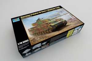 TRP00921 - Trumpeter 1/16 German Pzkpfw IV Ausf.J Medium Tank