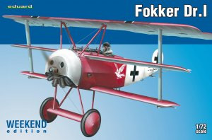 EDU7438 - Eduard Models 1/72 FOKKER DR.I WEEKEND
