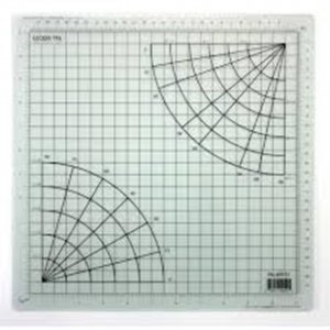 "EXC60032 - Excel Cutting Mat - Clear - 18"" x 24"""