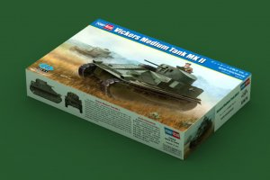 HBB83879 - Hobbyboss 1/35 Vickers Medium Tank MK II
