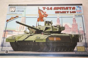 PAN35016 - Panda Models 1/35 T-14 ARMATA; OBJECT 148