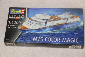 REV05818 - Revell 1/1200 M/S Color Magic